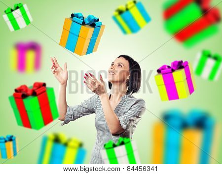 Girl With A Gifts