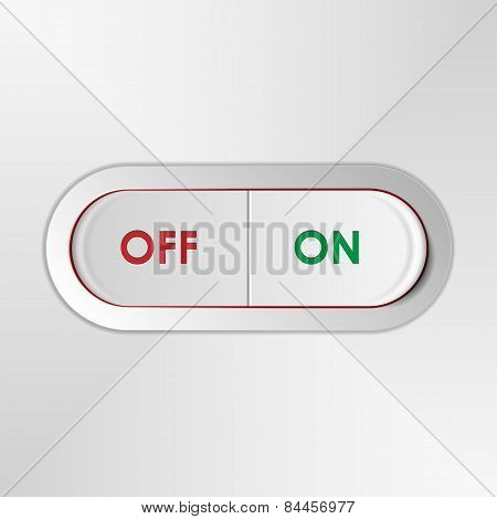 On Off Vector Switch