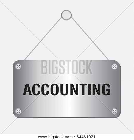 silver metallic accounting