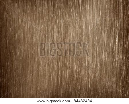 Laminated Brown Background.