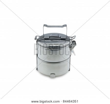 Stainless Food Carrier