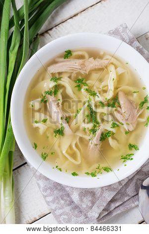 Soup Wih Pasta