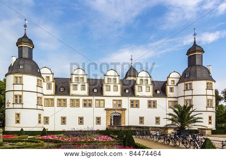 Neuhaus Castle In Paderborn, Germany