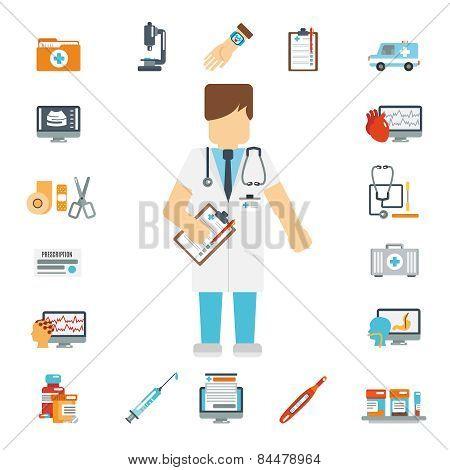 Doctor Set Flat