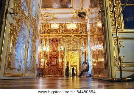 Catherine Palace Interior