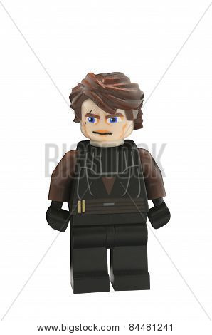 Anakin Skywalker Lego Minifigure