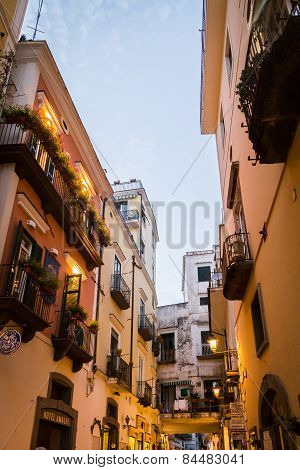 Salerno, Italy - July 07: