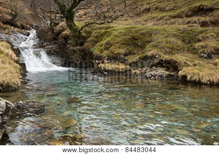 Mount Snowdon River