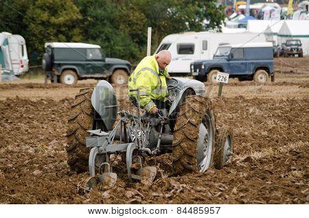 Ferguson Ploughing Championship, Basingstoke