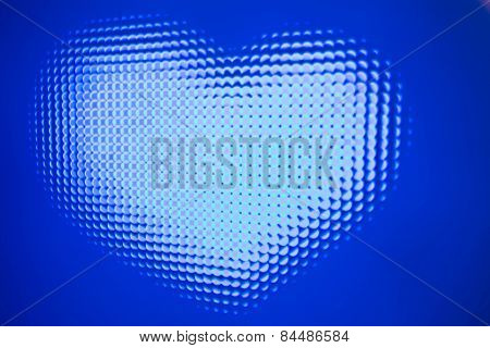 Led Diodes - Heart