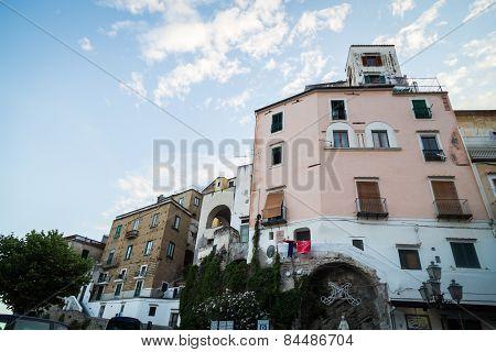 Positano, Italy - July 21