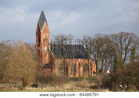 Bugenhagenkirche Wieck