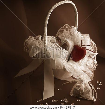 Bridal Basket