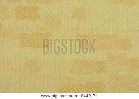 textured yellow fabric