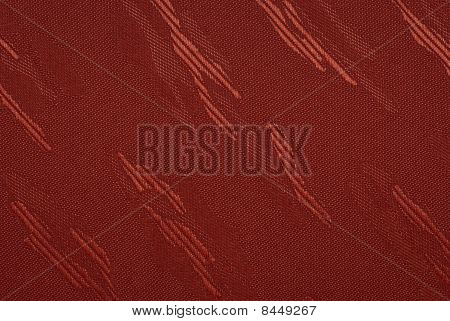 Red grunge fabric