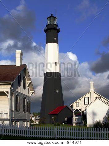 Lighthouse Tybee Island GA