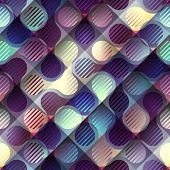 pic of joining  - Seamless background pattern - JPG
