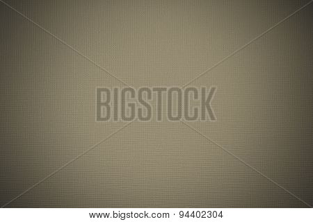 Light Fabric Texture Brown Background, Vintage Style