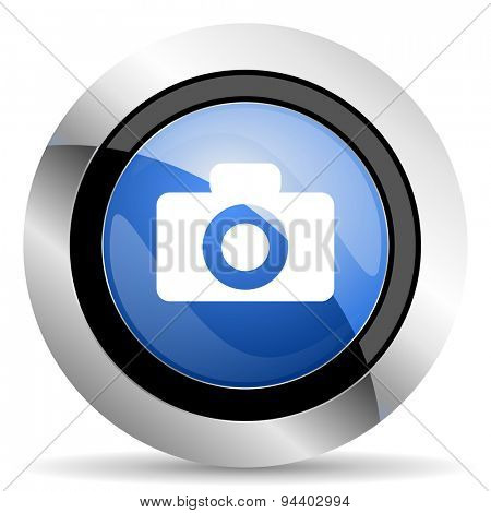 camera icon  original modern design for web and mobile app on white background