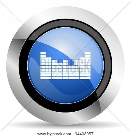 sound icon  original modern design for web and mobile app on white background