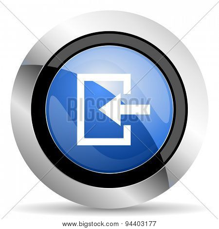 enter icon  original modern design for web and mobile app on white background