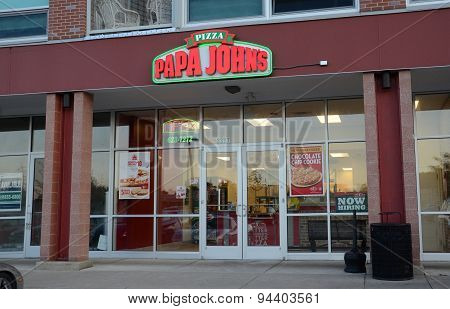 Papa John's Store