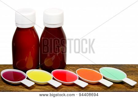 Syrup Medications.