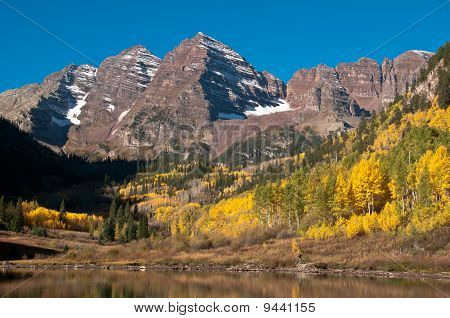 The Changing Of The Aspens