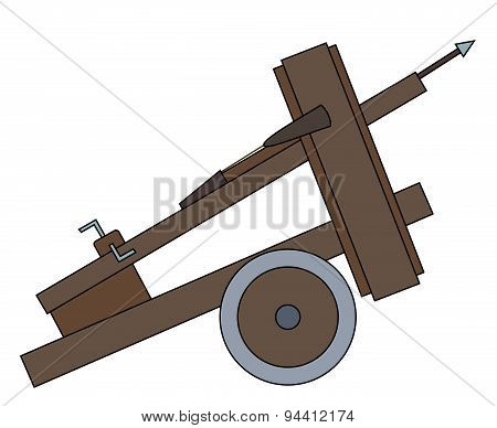 Ballista Cartoon