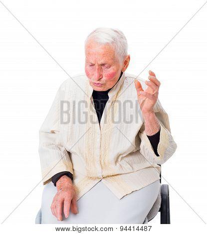 Grumpy Grandma