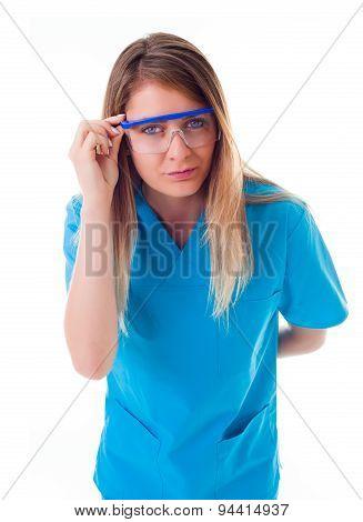 Laboratory Doctor
