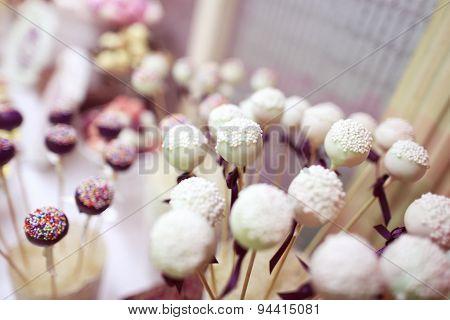 Delicious Cake Pops