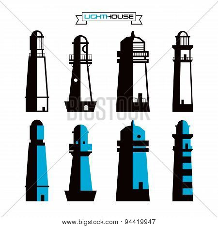 Lighthouse Badges