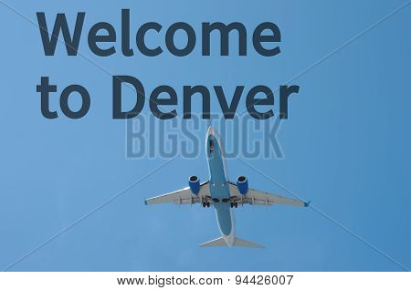 Welcome to Denver