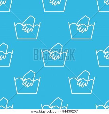 Hand wash pattern