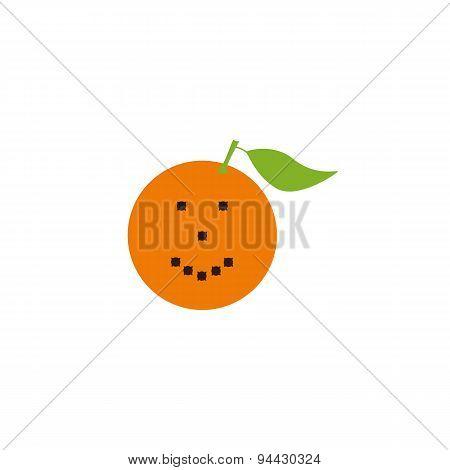 Orange Fruit With Cloves