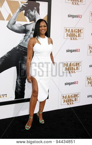LOS ANGELES - JUN 25:  Garcelle Beauvais at the