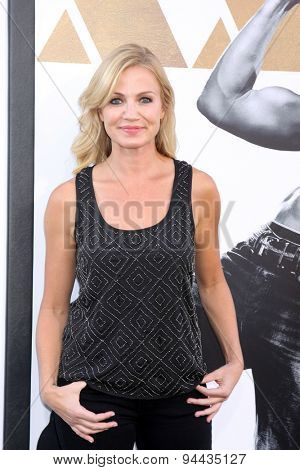LOS ANGELES - JUN 25:  Michelle Beadle at the