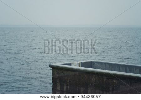 Private Dock On The Lake