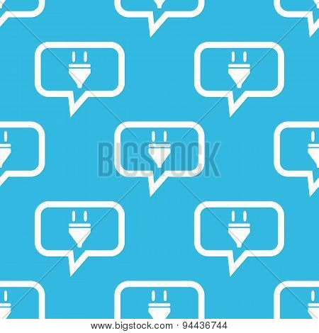 Plug message pattern