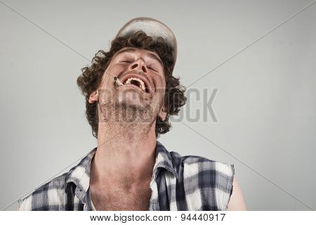 Laughing Redneck