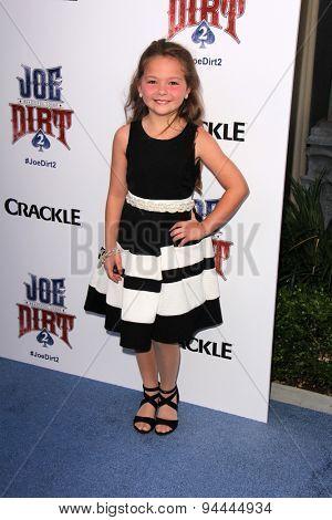 LOS ANGELES - JUN 24:  Chloe Guidry at the