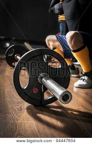 Bodybuilding Barbell