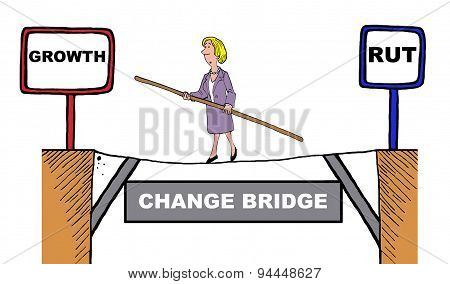Change Bridge