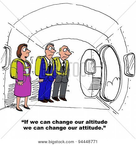 Change Our Attitude