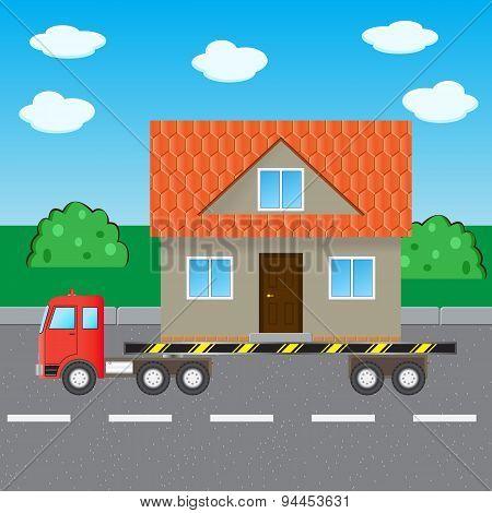 The Car Truck
