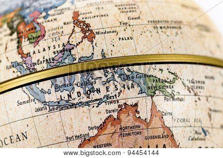 Globe Southeast Asia