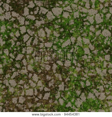 Ground Seamless Generated Texture
