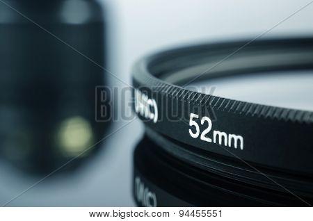 Camera Photo Lens  52Mm