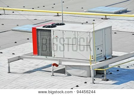 Industrial ventilation system